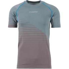 La Sportiva Complex T-Shirt Uomo, slate/carbon
